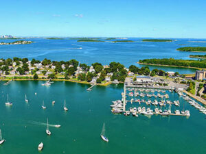 Tern Harbor Marina Aerial Photo